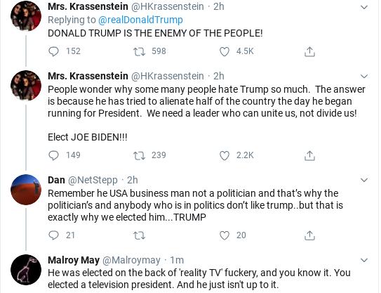 Screenshot-2020-08-03-at-10.01.29-AM 'Illegal Coup' Trump Has 9-Tweet Monday Morning Explosion Of Insanity Donald Trump Politics Social Media Top Stories