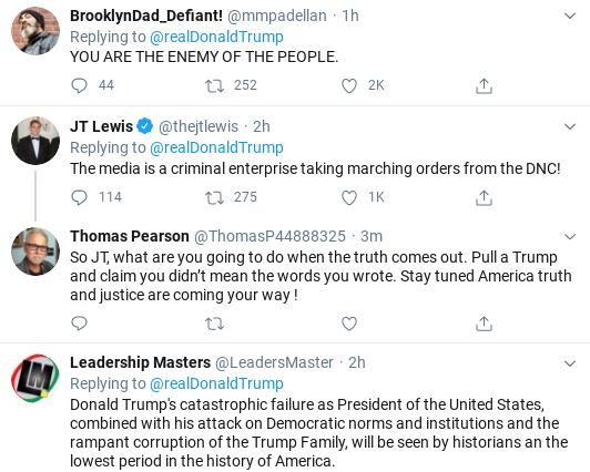 Screenshot-2020-08-03-at-10.01.45-AM 'Illegal Coup' Trump Has 9-Tweet Monday Morning Explosion Of Insanity Donald Trump Politics Social Media Top Stories