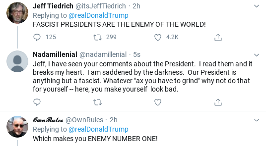 Screenshot-2020-08-03-at-10.02.36-AM 'Illegal Coup' Trump Has 9-Tweet Monday Morning Explosion Of Insanity Donald Trump Politics Social Media Top Stories