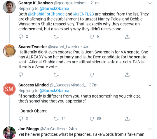 Screenshot-2020-08-03-at-11.40.56-AM Obama Tweets 2020 Marching Orders Like Our Real President Donald Trump Election 2020 Politics Social Media Top Stories