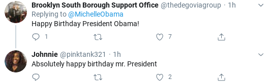 Screenshot-2020-08-04-at-10.13.15-AM Michelle Tweets Beautiful Tuesday Message To Barack Like Melania Never Could Donald Trump Politics Social Media Top Stories
