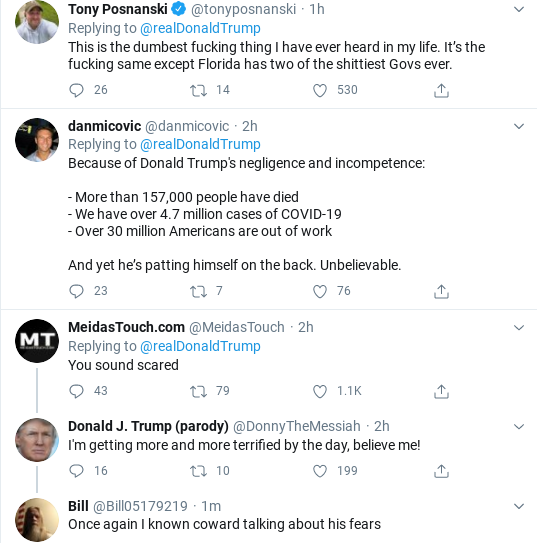 Screenshot-2020-08-05-at-9.48.57-AM Trump Spazzes Into 11-Tweet Wednesday Morning Meltdown Of Insanity Donald Trump Politics Social Media Top Stories