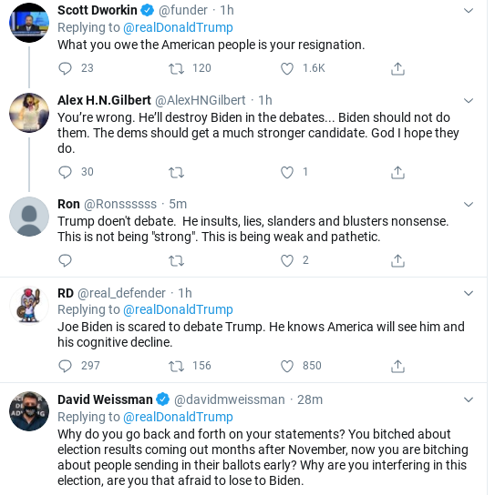 Screenshot-2020-08-06-at-9.50.17-AM Trump Flies Awake & Has 'Mail-In-Vote' Morning Hissy-Fit Donald Trump Politics Social Media Top Stories