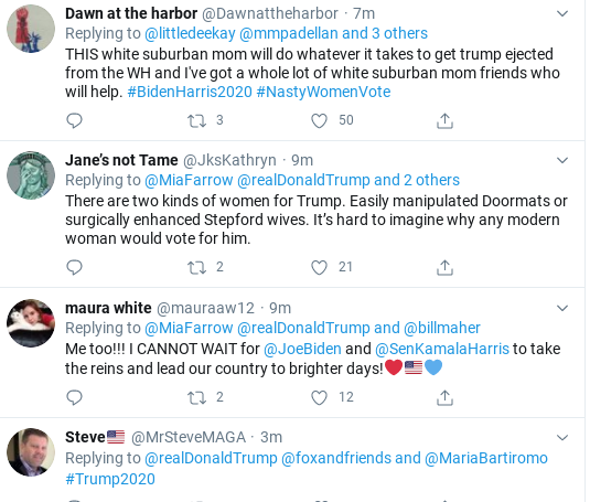 Screenshot-2020-08-12-at-9.45.12-AM Trump Tweets Directly To Kamala Harris During Insecure Wednesday Meltdown Donald Trump Politics Top Stories