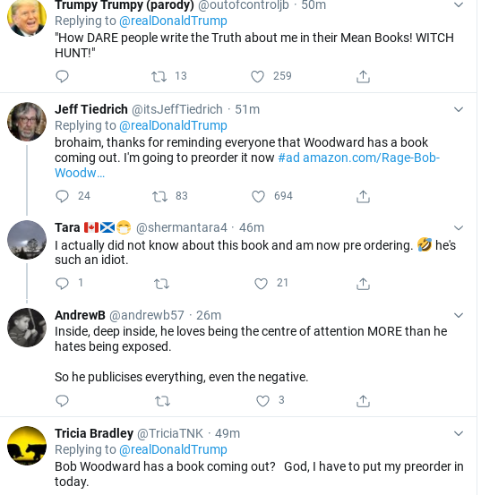 Screenshot-2020-08-14-at-1.14.21-PM Trump Rage Tweets About 'Crooked Hillary' & 'Fake Dossier' Like It's 2016 Donald Trump Politics Social Media Top Stories