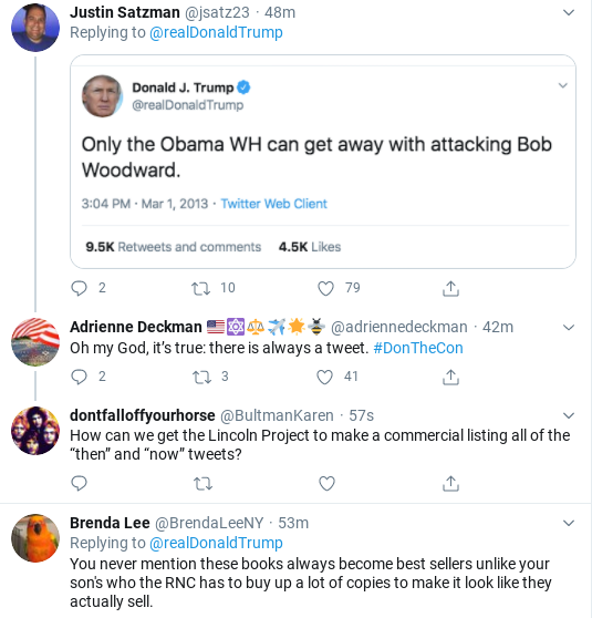 Screenshot-2020-08-14-at-1.15.03-PM Trump Rage Tweets About 'Crooked Hillary' & 'Fake Dossier' Like It's 2016 Donald Trump Politics Social Media Top Stories