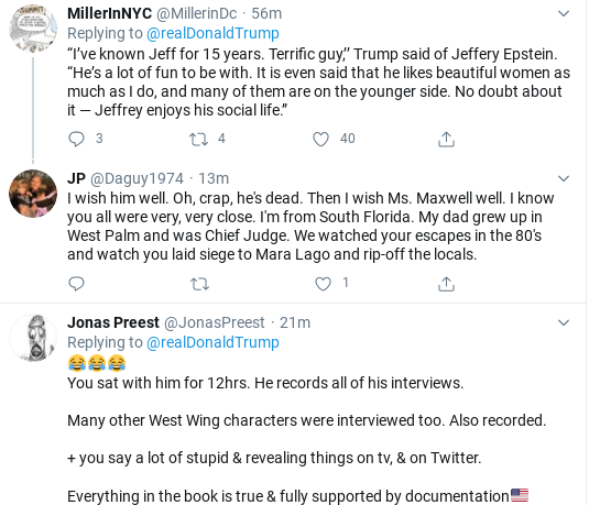 Screenshot-2020-08-14-at-1.15.15-PM Trump Rage Tweets About 'Crooked Hillary' & 'Fake Dossier' Like It's 2016 Donald Trump Politics Social Media Top Stories