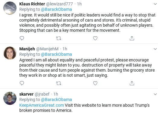 Screenshot-2020-08-28-at-1.45.15-PM Obama Tweets Heroic Weekend Protest & Voting Instructions To America Activism Donald Trump Election 2020 Politics Social Media Top Stories