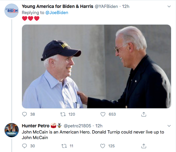 Screen-Shot-2020-09-04-at-10.41.12-AM Biden Publicly Shames Trump For Calling Troops 'Losers' Donald Trump Election 2020 Featured Military Politics Top Stories Twitter