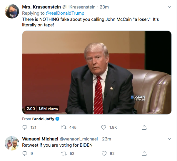 Screen-Shot-2020-09-04-at-11.09.21-AM Trump Tweets At 'The Atlantic' Magazine Like A Defeated 'Loser' Donald Trump Election 2020 Featured Military Politics Top Stories Twitter