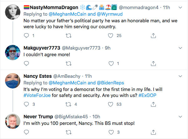 Screen-Shot-2020-09-04-at-9.56.55-AM Family Of John McCain Publicly Shame Disgusting Donald Trump Donald Trump Election 2020 Featured Military Politics Top Stories Twitter