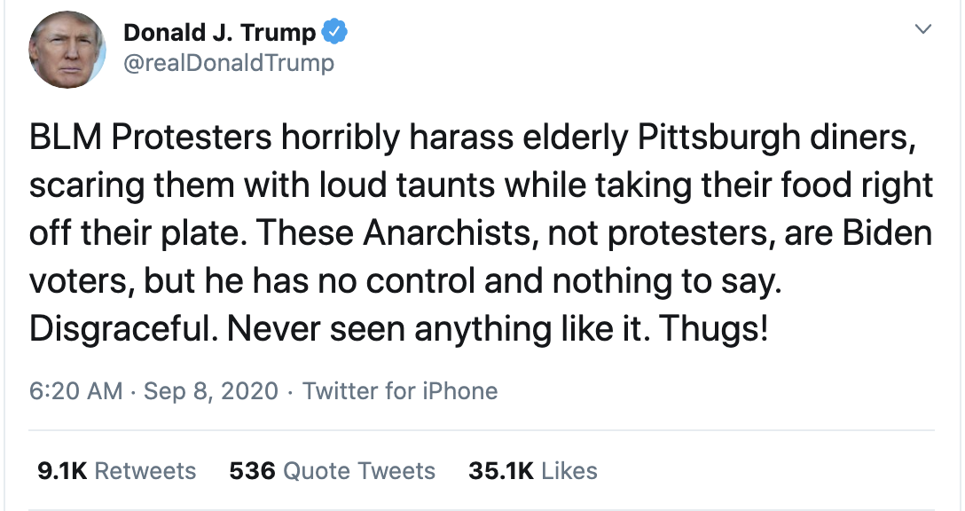 Screen-Shot-2020-09-08-at-7.19.01-AM Trump Erupts Into Deranged 18-Tweet Morning Mega Rant Featured Mental Illness Politics Top Stories