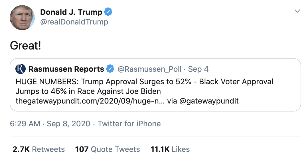 Screen-Shot-2020-09-08-at-7.20.21-AM Trump Erupts Into Deranged 18-Tweet Morning Mega Rant Featured Mental Illness Politics Top Stories