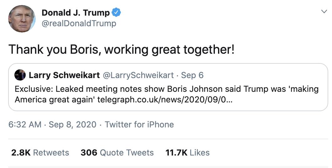 Screen-Shot-2020-09-08-at-7.21.06-AM Trump Erupts Into Deranged 18-Tweet Morning Mega Rant Featured Mental Illness Politics Top Stories