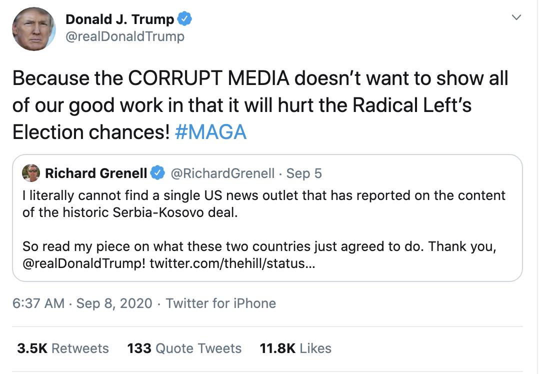 Screen-Shot-2020-09-08-at-7.21.44-AM Trump Erupts Into Deranged 18-Tweet Morning Mega Rant Featured Mental Illness Politics Top Stories