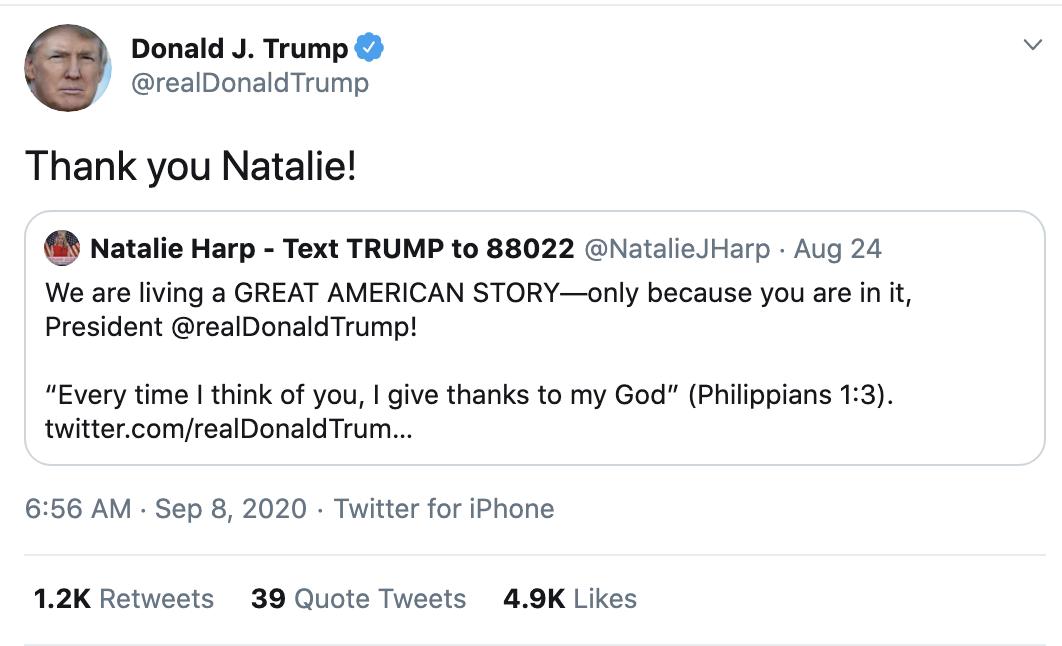 Screen-Shot-2020-09-08-at-7.24.51-AM Trump Erupts Into Deranged 18-Tweet Morning Mega Rant Featured Mental Illness Politics Top Stories