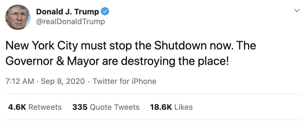 Screen-Shot-2020-09-08-at-7.29.50-AM Trump Erupts Into Deranged 18-Tweet Morning Mega Rant Featured Mental Illness Politics Top Stories