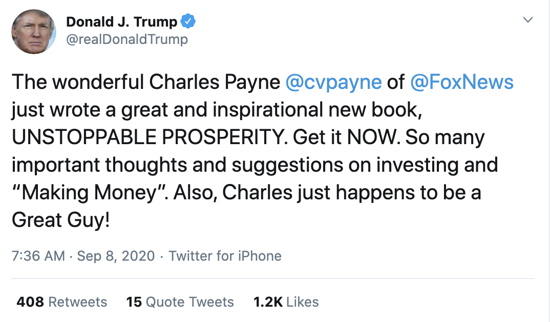 Screen-Shot-2020-09-08-at-7.38.06-AM Trump Erupts Into Deranged 18-Tweet Morning Mega Rant Featured Mental Illness Politics Top Stories