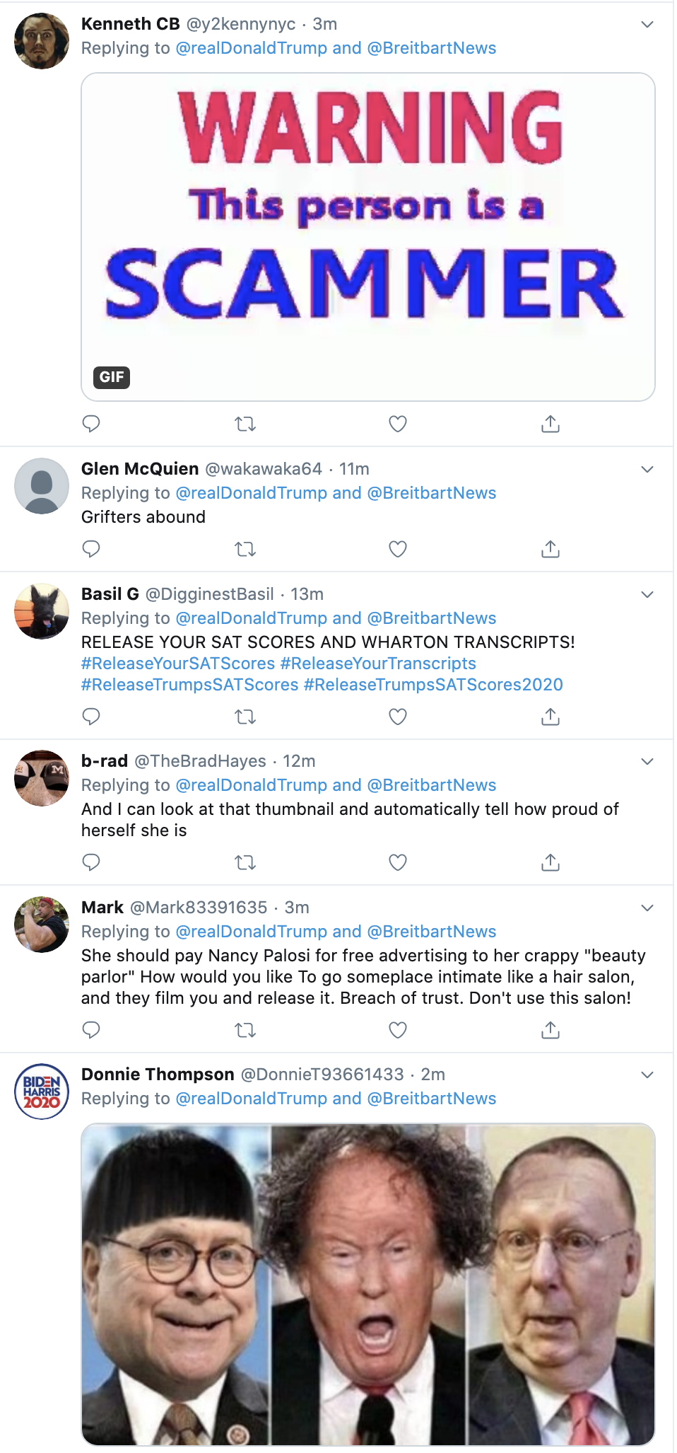 Screen-Shot-2020-09-09-at-7.18.28-AM Trump Erupts Into 7-Tweet Wednesday Morning Madness Election 2020 Featured National Security Politics Top Stories