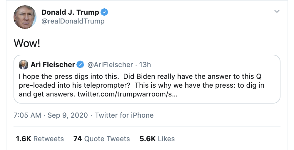 Screen-Shot-2020-09-09-at-7.18.50-AM Trump Erupts Into 7-Tweet Wednesday Morning Madness Election 2020 Featured National Security Politics Top Stories