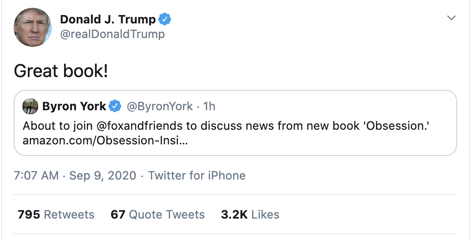 Screen-Shot-2020-09-09-at-7.19.56-AM Trump Erupts Into 7-Tweet Wednesday Morning Madness Election 2020 Featured National Security Politics Top Stories