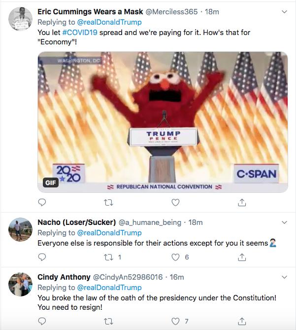 Screen-Shot-2020-09-09-at-7.26.36-PM Trump Sees Woodward Coverage & Suffers 5-Tweet Evening Meltdown Coronavirus Donald Trump Election 2020 Featured Politics Top Stories Twitter