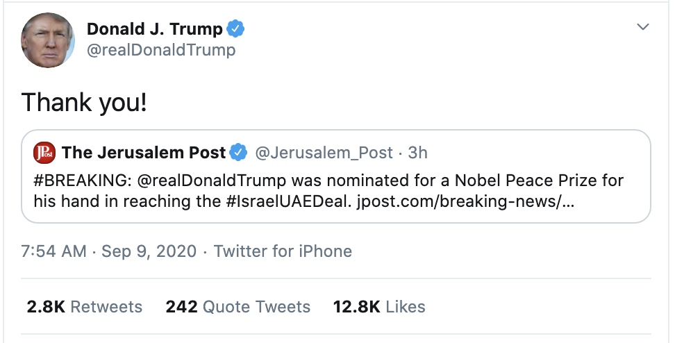 Screen-Shot-2020-09-09-at-8.05.25-AM Trump Erupts Into 7-Tweet Wednesday Morning Madness Election 2020 Featured National Security Politics Top Stories