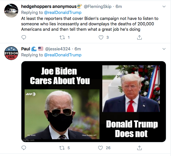 Screen-Shot-2020-09-12-at-8.29.52-PM Trump Live-Tweets Saturday Night Spazz Out Donald Trump Election 2020 Featured Politics Top Stories Twitter