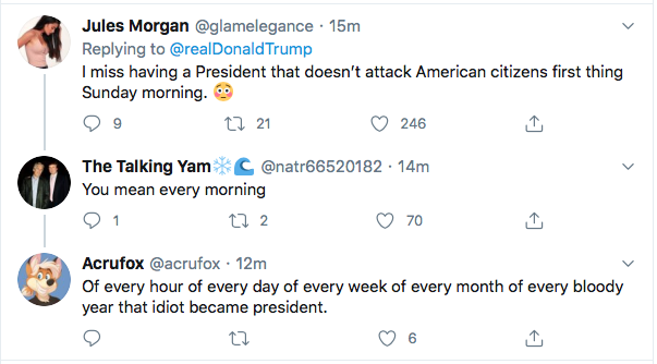 Screen-Shot-2020-09-13-at-10.04.36-AM Trump Has Multi-Tweet Sunday Morning Eruption Of Insanity Donald Trump Election 2020 Featured Politics Top Stories Twitter
