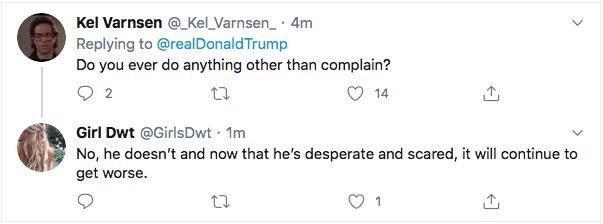 Screen-Shot-2020-09-13-at-10.06.35-AM Trump Has Multi-Tweet Sunday Morning Eruption Of Insanity Donald Trump Election 2020 Featured Politics Top Stories Twitter
