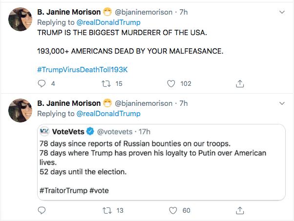 Screen-Shot-2020-09-13-at-9.59.34-AM Trump Has Multi-Tweet Sunday Morning Eruption Of Insanity Donald Trump Election 2020 Featured Politics Top Stories Twitter