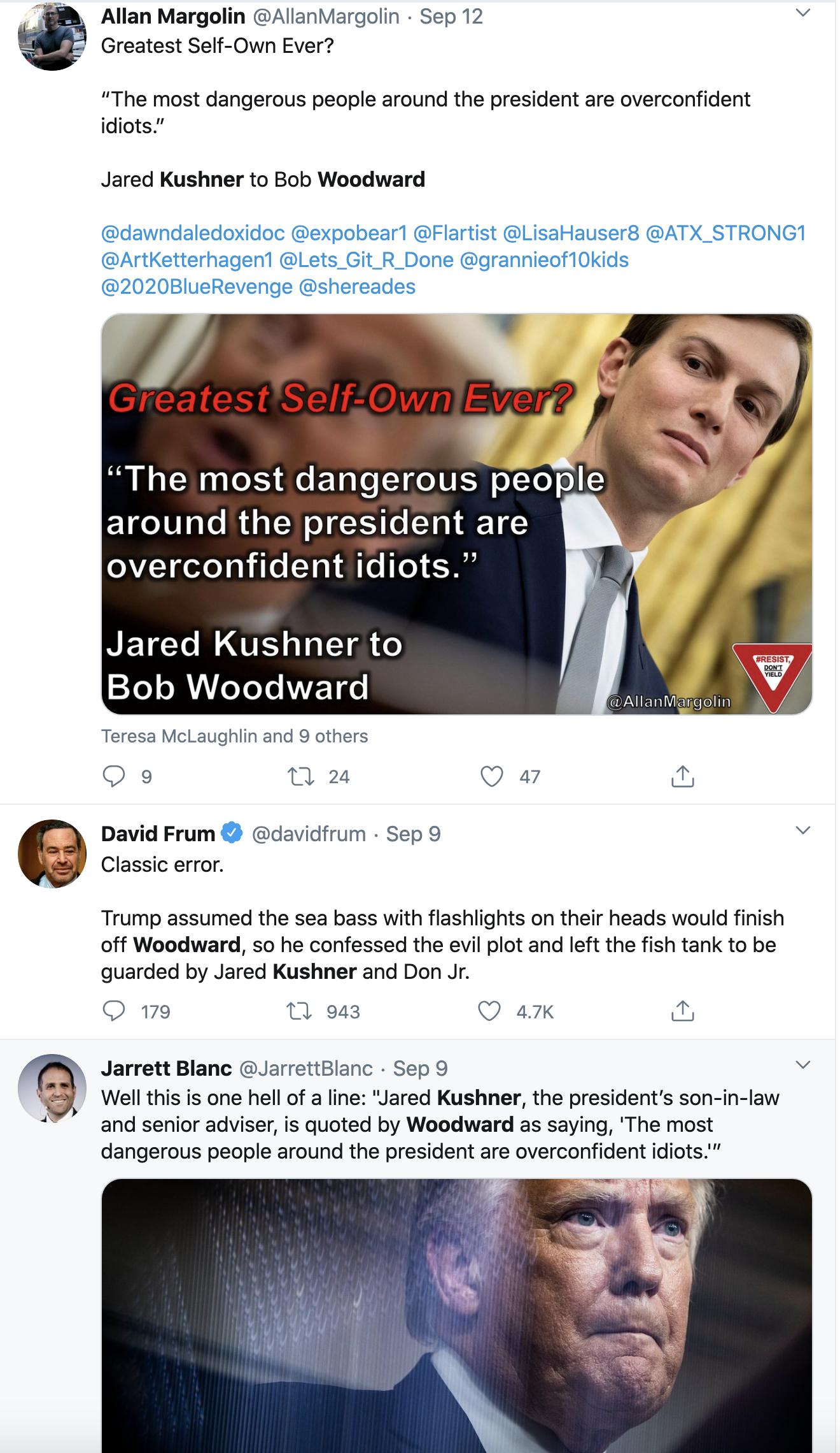 Screen-Shot-2020-09-15-at-2.43.30-PM Bob Woodward Publicly Shames Jared Kushner Yet Again Black Lives Matter Crime Featured Media Politics Top Stories