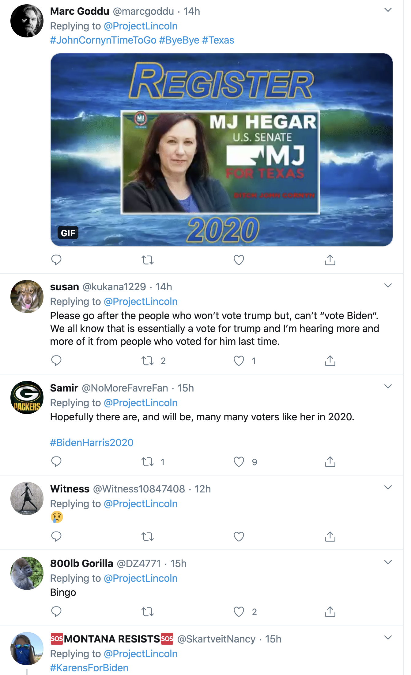 Screen-Shot-2020-09-16-at-8.46.50-AM 'The Lincoln Project' Highlights Former Trump Voters Leaving GOP Coronavirus Election 2020 Featured Politics Top Stories