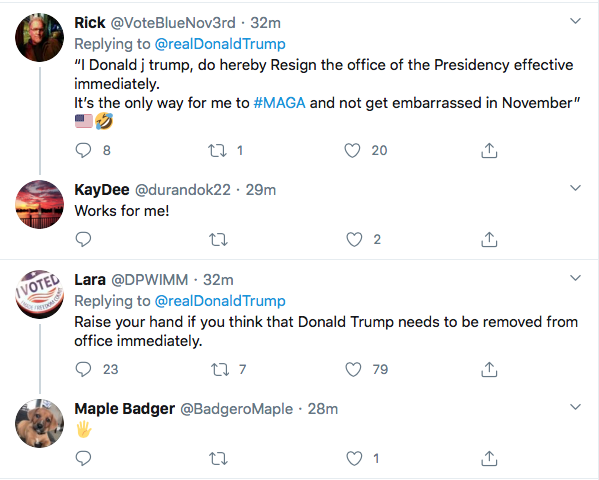 Screen-Shot-2020-09-16-at-9.42.28-AM Trump Has Delusional Multi-Tweet Wednesday Morning Meltdown Donald Trump Election 2020 Featured Politics Top Stories Twitter Videos