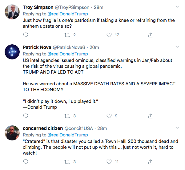 Screen-Shot-2020-09-16-at-9.43.03-AM Trump Has Delusional Multi-Tweet Wednesday Morning Meltdown Donald Trump Election 2020 Featured Politics Top Stories Twitter Videos