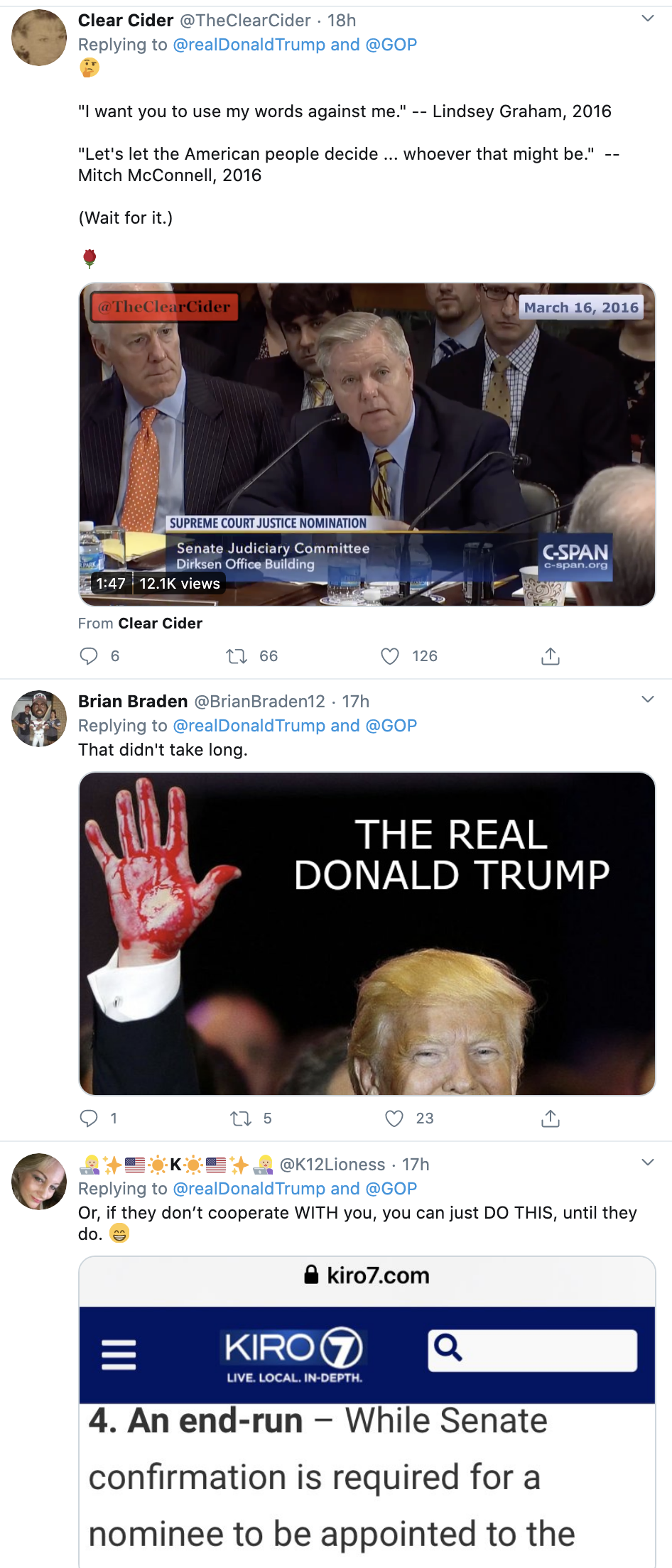 Screen-Shot-2020-09-20-at-7.21.26-AM Trump Fires-Off 14 Deranged Tweets During Sunday Morning Meltdown Conspiracy Theory Election 2020 Featured Politics Top Stories