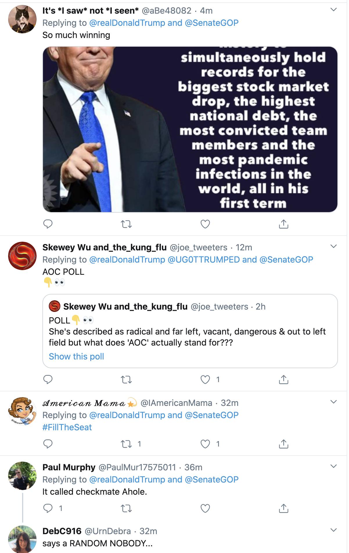 Screen-Shot-2020-09-21-at-9.03.20-AM Trump Hears Pelosi Impeachment Threat & Erupts Into Monday Rage Abortion Alt-Right Celebrities Corruption Impeachment