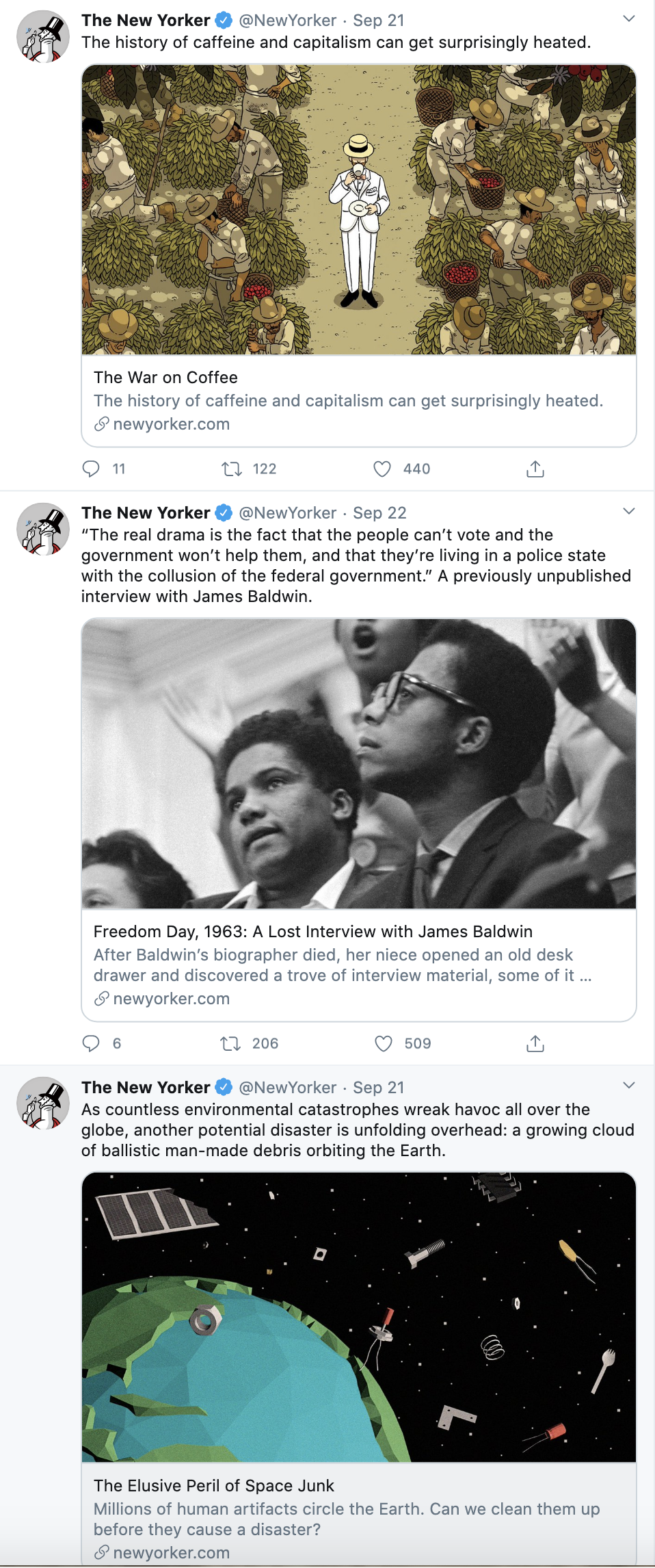 Screen-Shot-2020-09-23-at-8.23.53-AM 'New Yorker' Magazine Honors RBG With Tear-Jerking Cover Image Featured Politics Supreme Court Top Stories Women's Rights
