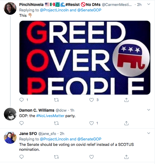Screen-Shot-2020-09-25-at-6.33.36-PM 'The Lincoln Project' Whacks Trump & GOP With Weekend Video Release Donald Trump Election 2020 Featured Politics Top Stories Twitter Videos