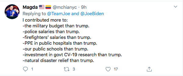 Screen-Shot-2020-09-28-at-10.20.46-AM Biden Masterfully Trolls Trump Over NY Times Tax Scandal Donald Trump Election 2020 Featured Politics Top Stories Videos