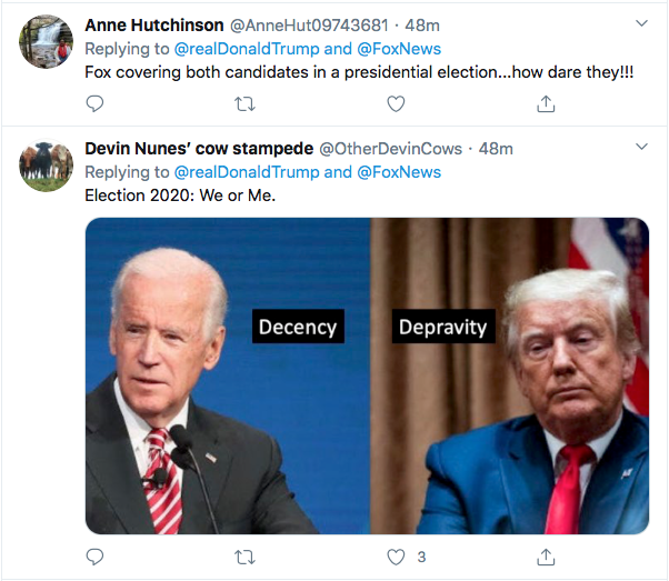 Screen-Shot-2020-09-30-at-6.09.01-PM Trump Launches Wednesday Night Twitter Rampage Over Debate Disaster Donald Trump Election 2020 Featured Politics Top Stories Twitter