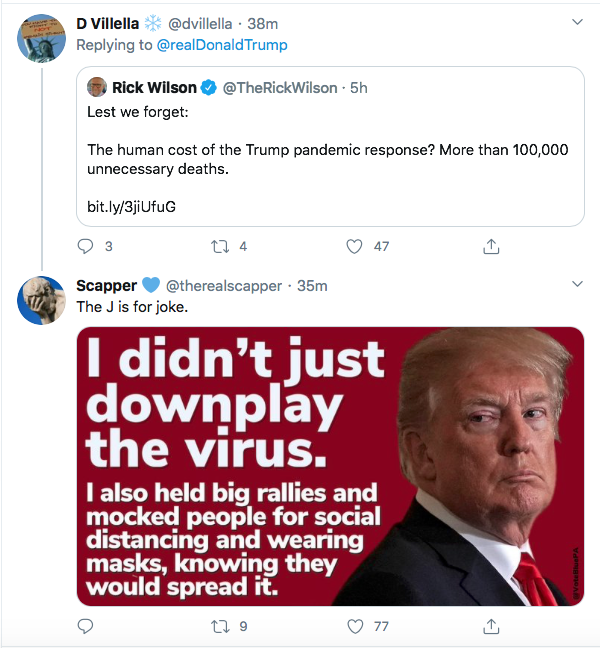 Screen-Shot-2020-09-30-at-6.10.04-PM Trump Launches Wednesday Night Twitter Rampage Over Debate Disaster Donald Trump Election 2020 Featured Politics Top Stories Twitter