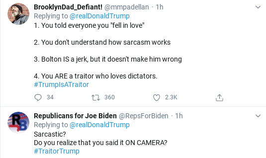 Screenshot-2020-09-07-at-1.01.42-PM Trump Tweets Labor Day Afternoon Lunacy Like A Maniac Coronavirus Donald Trump Politics Social Media Top Stories