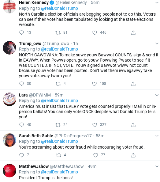 Screenshot-2020-09-12-at-10.12.01-AM Trump Has Wildly Deranged 4-Tweet Saturday Morning Meltdown Donald Trump Politics Social Media Top Stories