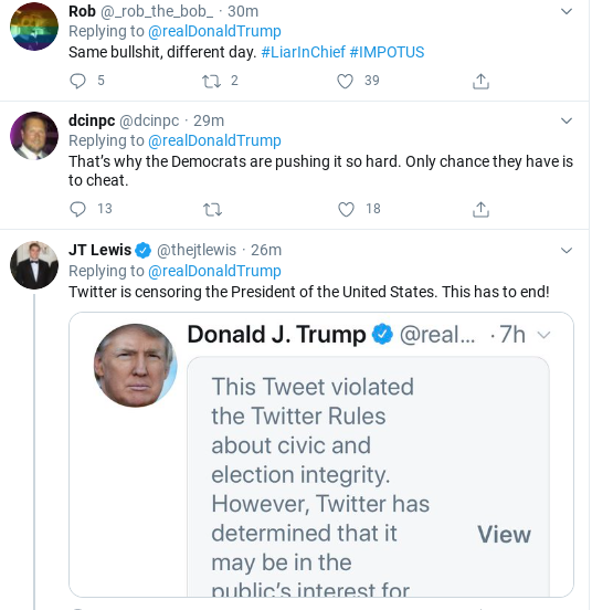 Screenshot-2020-09-12-at-4.43.16-PM Trump Rages Into 'Mail In Ballot Scam' Saturday Afternoon Meltdown Corruption Donald Trump Election 2020 Politics Social Media Top Stories