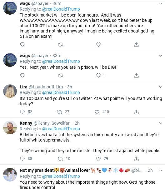 Screenshot-2020-09-14-at-2.07.11-PM Trump Sees Monday Polls & Has Public Outburst Of Crazy Donald Trump Politics Social Media Top Stories