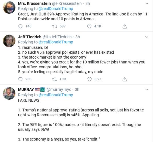 Screenshot-2020-09-14-at-2.07.35-PM Trump Sees Monday Polls & Has Public Outburst Of Crazy Donald Trump Politics Social Media Top Stories