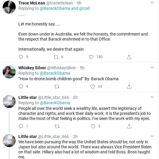 Screenshot-2020-09-17-at-11.25.20-AM Michelle & Barack Issue Thursday Leadership Message As Trump Rages Online Donald Trump Politics Social Media Top Stories