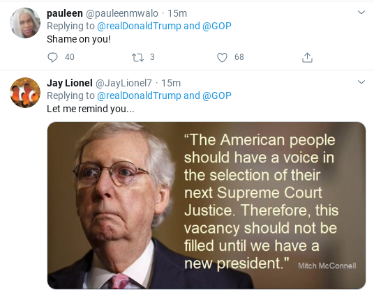 Screenshot-2020-09-19-at-10.26.14-AM Trump Breaks Morning Silence With Horrifying RBG Replacement News Corruption Donald Trump Election 2020 Politics Supreme Court Top Stories