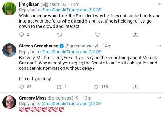Screenshot-2020-09-19-at-10.26.32-AM Trump Breaks Morning Silence With Horrifying RBG Replacement News Corruption Donald Trump Election 2020 Politics Supreme Court Top Stories
